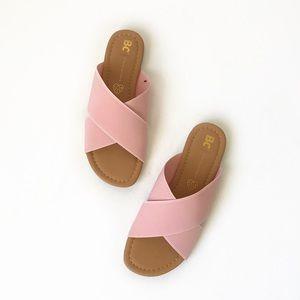 BC Footwear coil vegan sandals